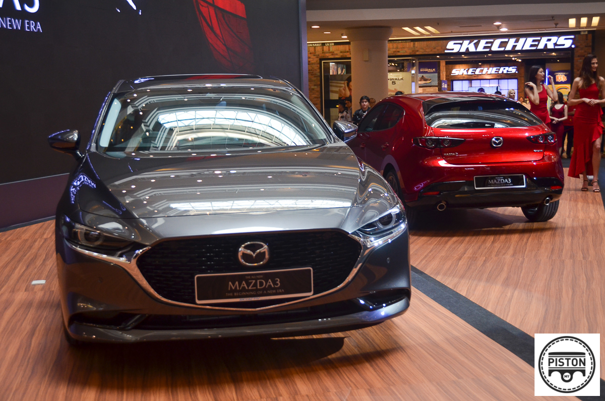 2019 Mazda3 Officially Launched In Malaysia From Rm139 620 News And Reviews On Malaysian Cars Motorcycles And Automotive Lifestyle