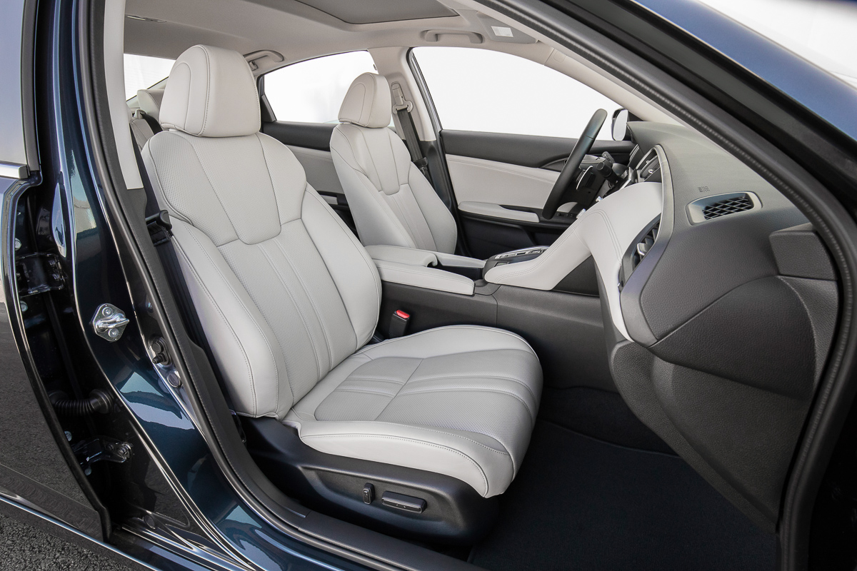 Top Rated Car Seats 2020.2020 Honda Insight Unveiled In The Us From Rm94 203 News And