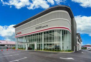 Toyota dealership in Klang, Selangor