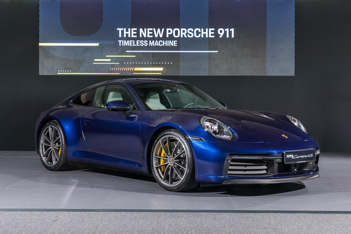 Porsche 911 Carrera S Carrera 4s Introduced From Rm1 15 Million News And Reviews On Malaysian Cars Motorcycles And Automotive Lifestyle