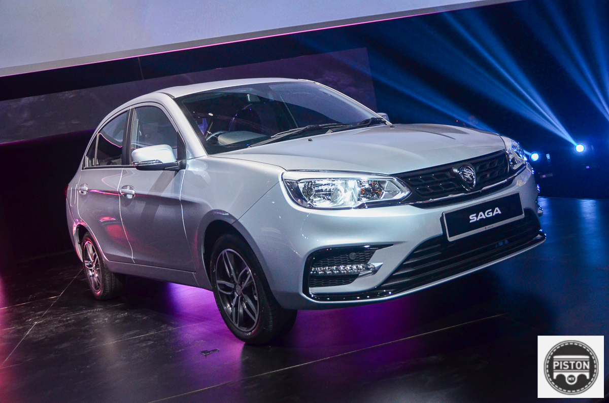 2019 Proton Saga Launched From Rm32 800 News And Reviews On Malaysian Cars Motorcycles And Automotive Lifestyle