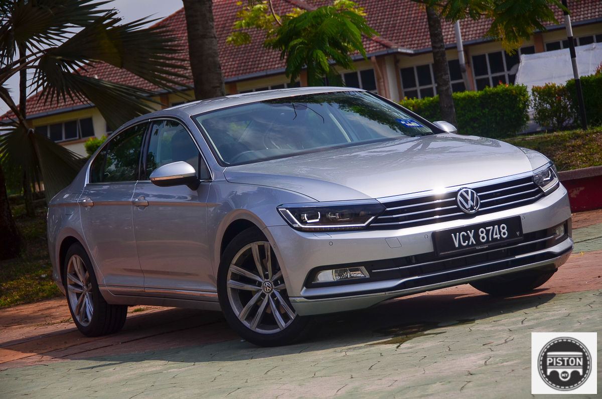Five Things We Like About The Volkswagen Passat News And Reviews On Malaysian Cars Motorcycles And Automotive Lifestyle