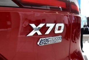 Proton X70 Merdeka Edition