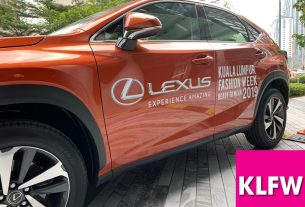 Lexus and KL Fashion Week