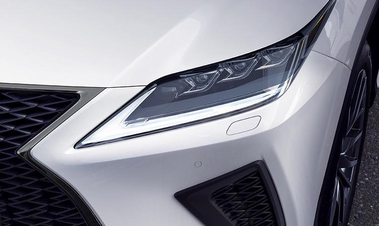 Lexus BladeScan technology