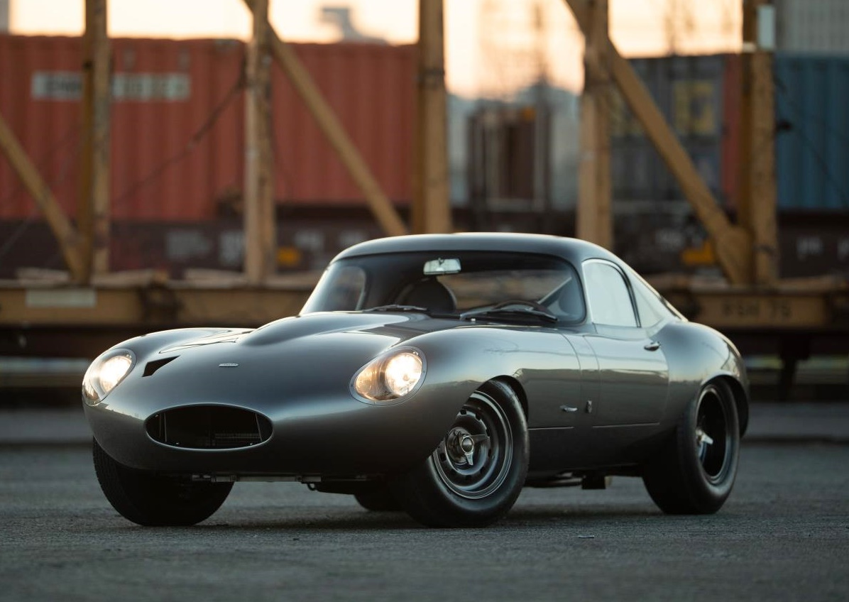 Marc Diez Jaguar E-Type Low Drag Coupe 2019