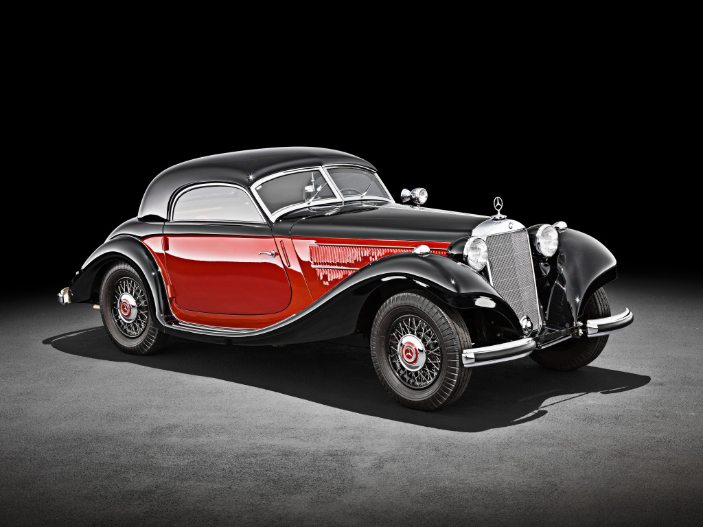 Mercedes-Benz 320 n Kombination-Coupe (1938)