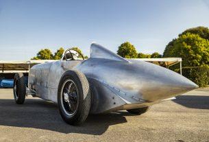 Mercedes-Benz SSKL reconstructed