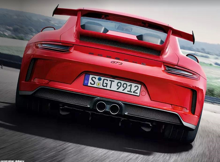 Porsche 911 GT3 20 years (2)
