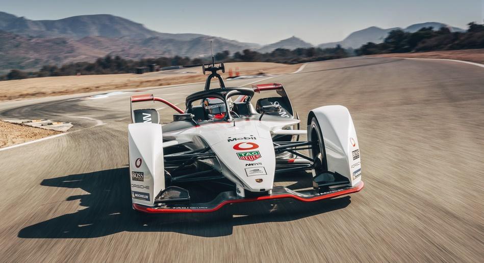 Porsche 99X for Formula E