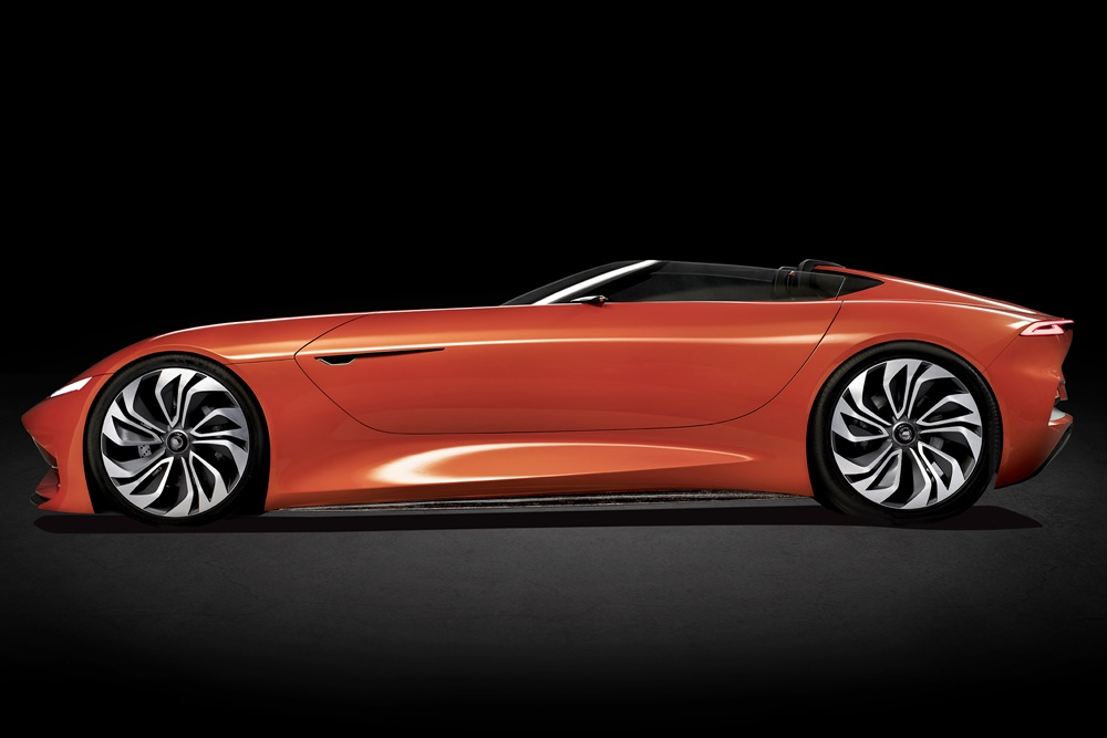Karma Automotive SC1 concept