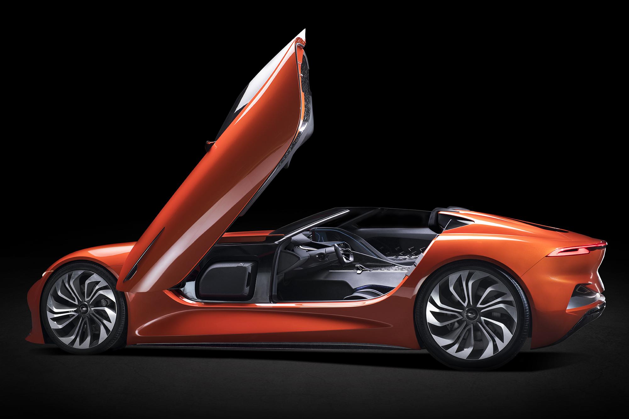 Karma Automotive SC1 Vision Car