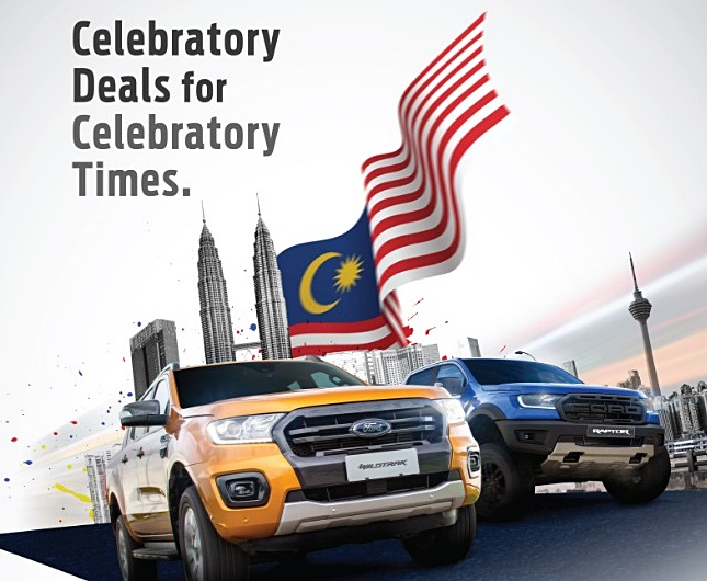 SDAC-FORD Ranger sales promotion