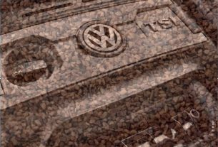 VW walnut shell decarbonizer