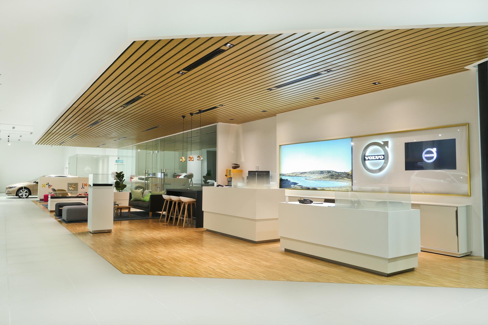 Volvo Retail Experience