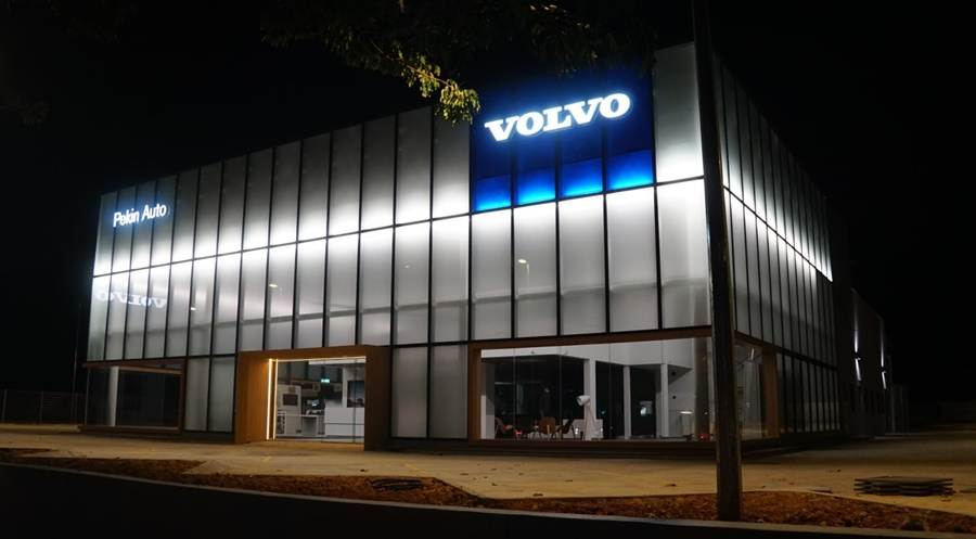 Pekin Auto Volvo dealership