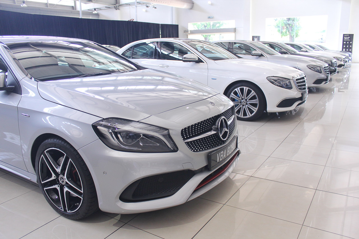 NZ Wheels certified pre-owned Mercedes-Benz on offer ...