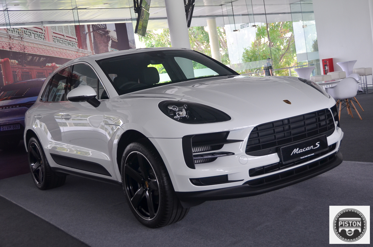 354hp Porsche Macan S Officially Available Now Rm625 000 News And Reviews On Malaysian Cars Motorcycles And Automotive Lifestyle