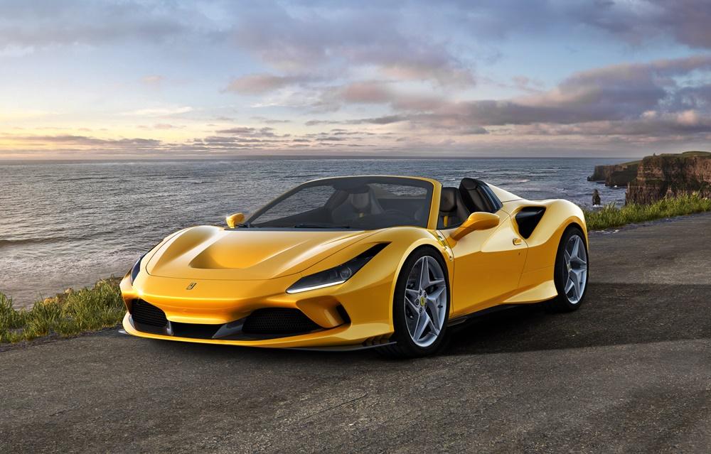 2019 Ferrari F8 Spider
