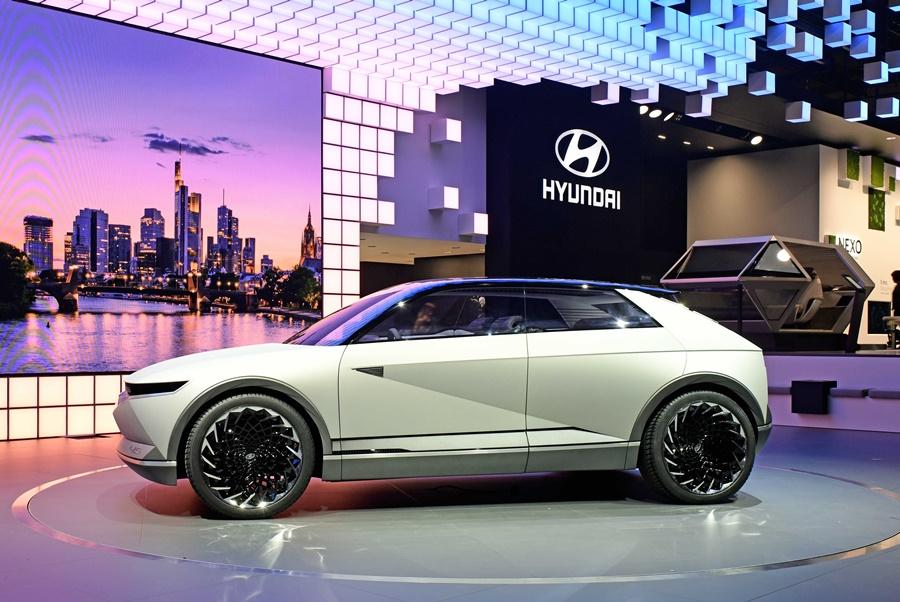 2019 Hyundai 45 EV Concept