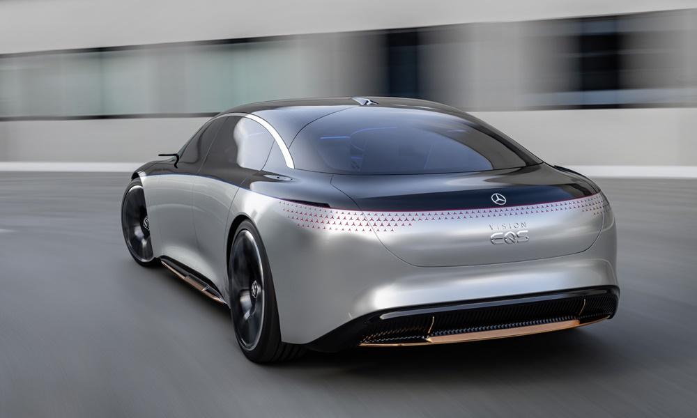 Mercedes-Benz VISION EQS,