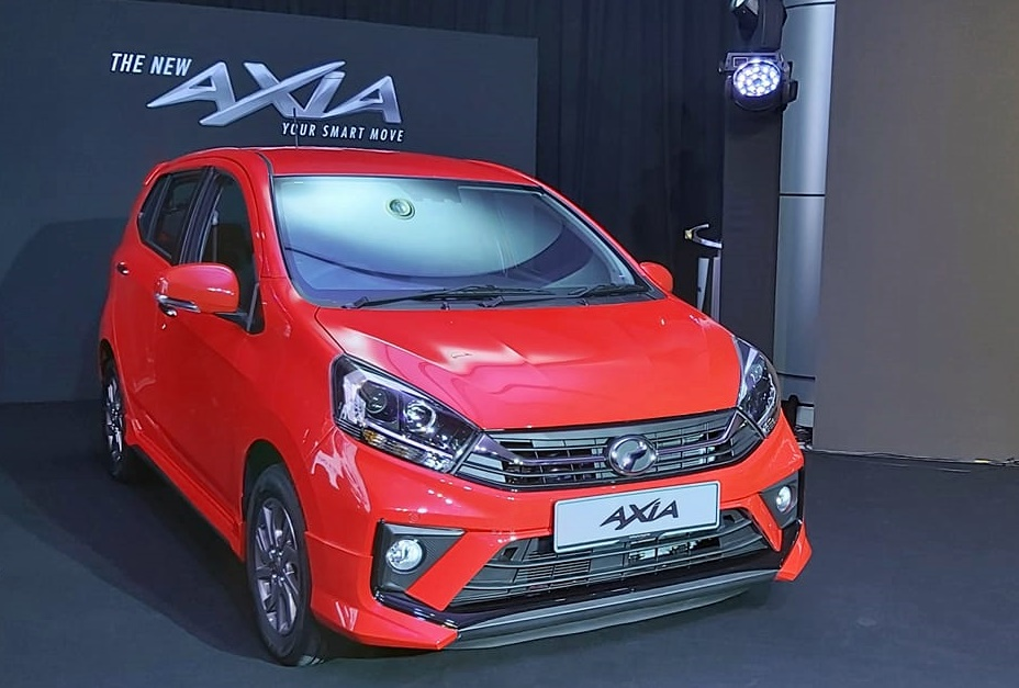 2019 Perodua Axia range launched, with crossover-looking