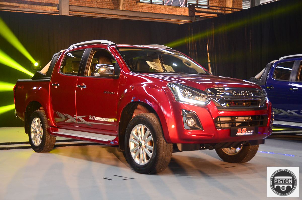 2019 Isuzu D-MAX 1.9 officially launched! From RM80,149 ...