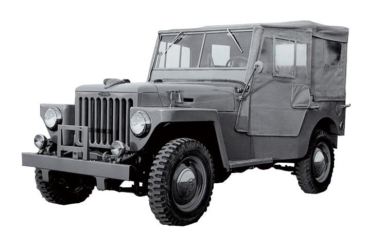 1951 Toyota 'Jeep BJ'