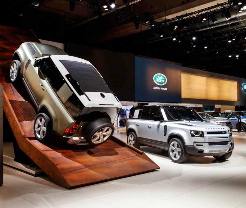All New Land Rover Defender Makes Global Debut In Frankfurt News And Reviews On Malaysian Cars Motorcycles And Automotive Lifestyle