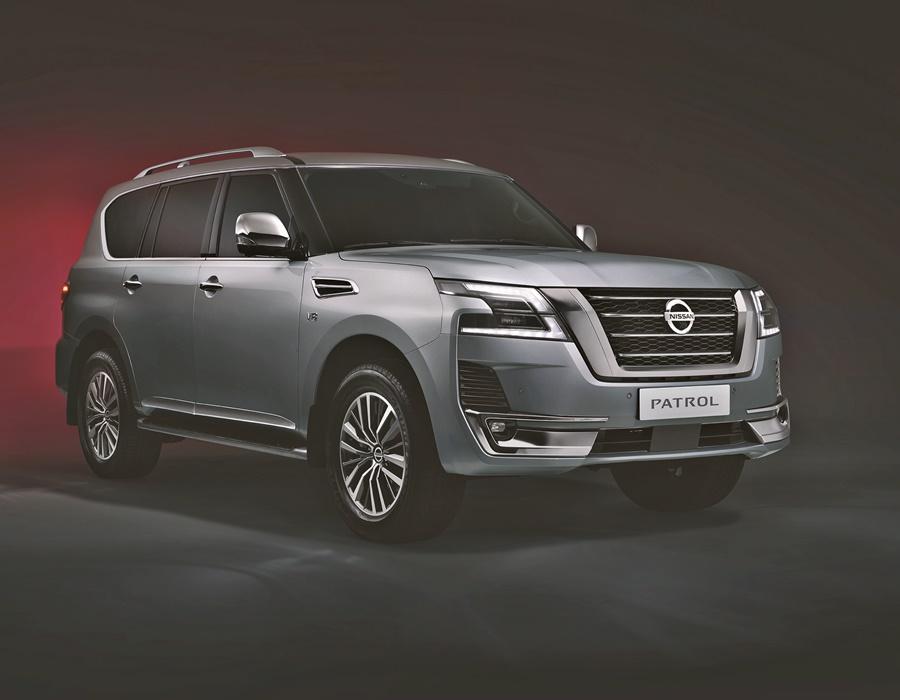 2020 Nissan Patrol