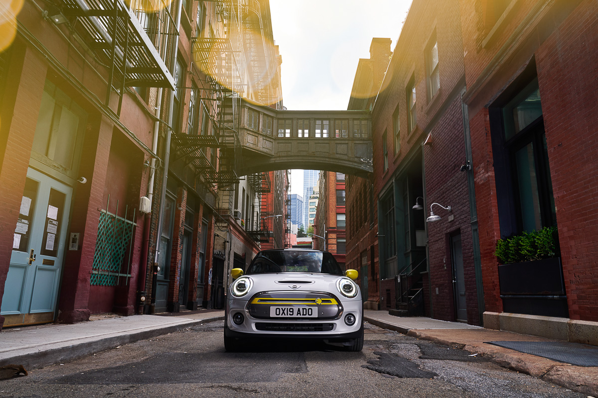 This is the all-electric 2020 MINI Cooper SE - News and