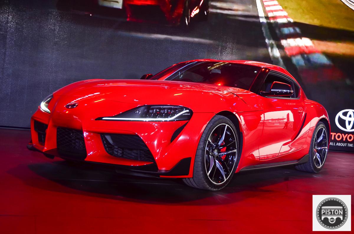 Kelebihan Toyota Supra Harga Perbandingan Harga