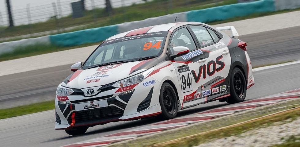 Toyota Vios Racing Car