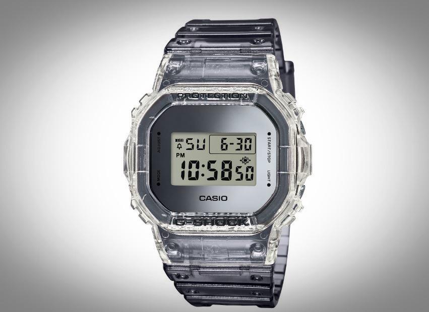 Casio DW-5600