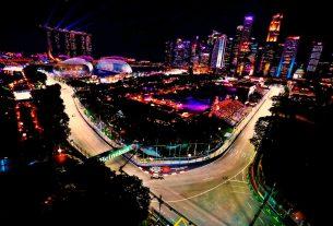 F1 SINGAPORE GP