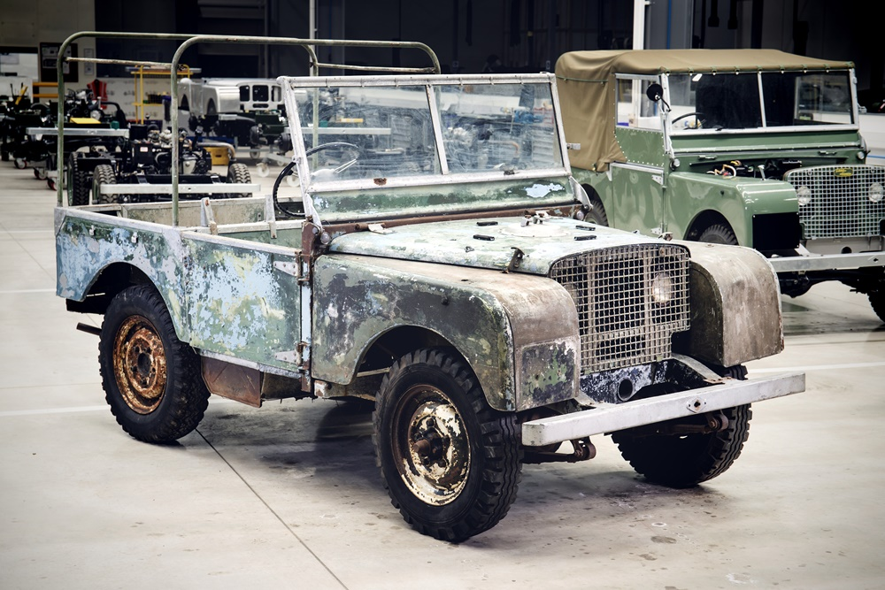 Land Rover Classic