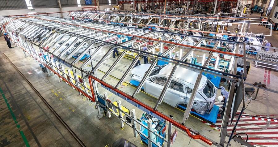 Mazda Kulim Plant