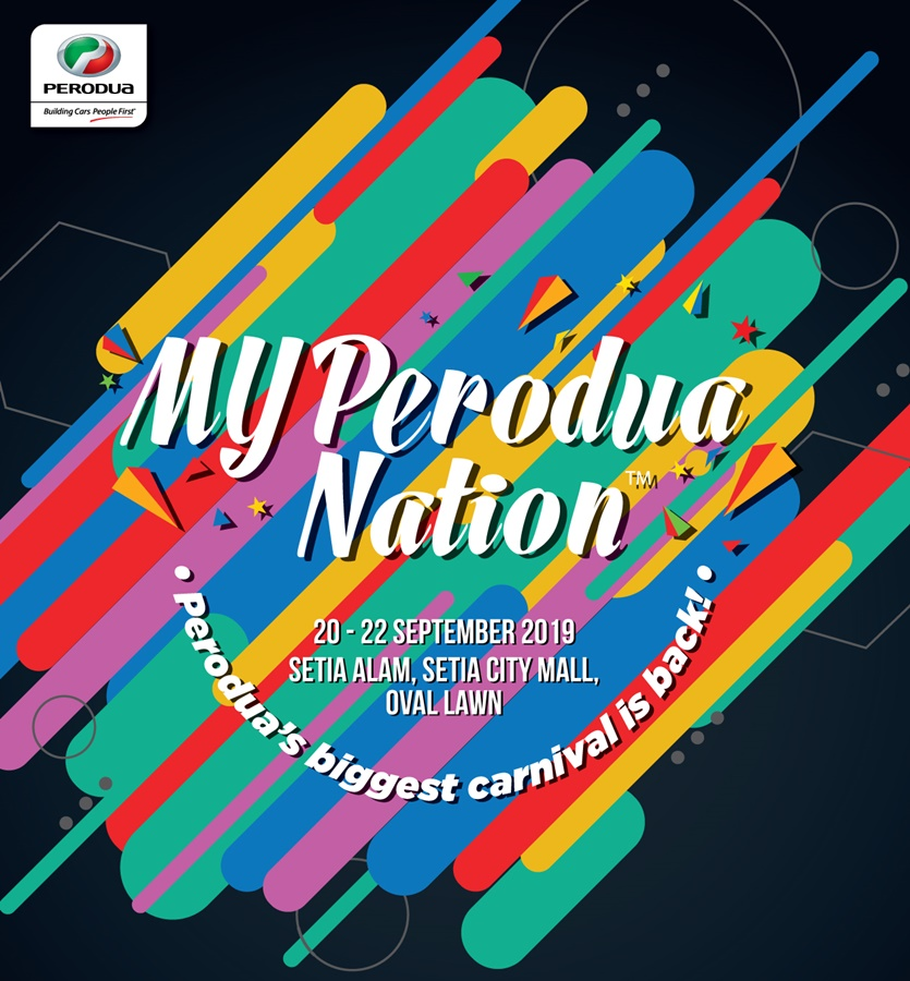 MyPerodua Nation 2019
