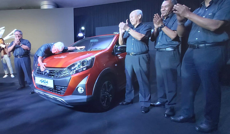 Perodua Axia launch
