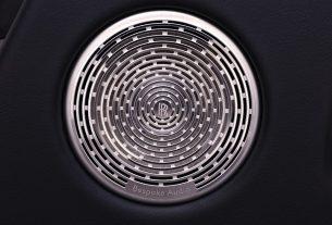 Rolls-Royce Bespoke Audio