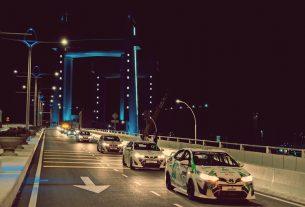 TGR Festival convoy