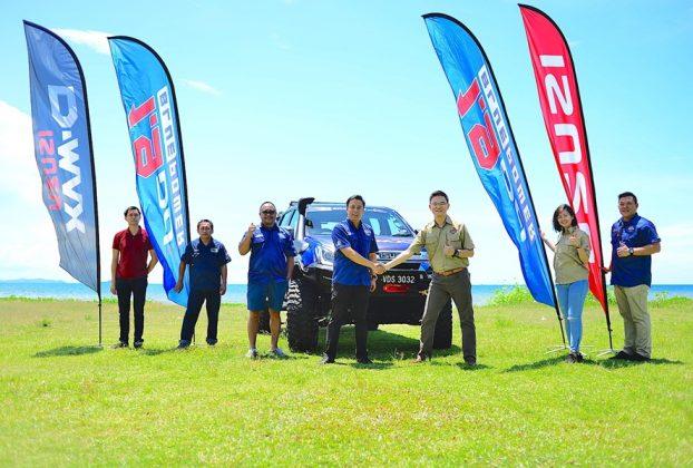 2019 Isuzu D-MAX Borneo Safari