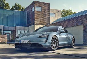 2019 Porsche Taycan 4S