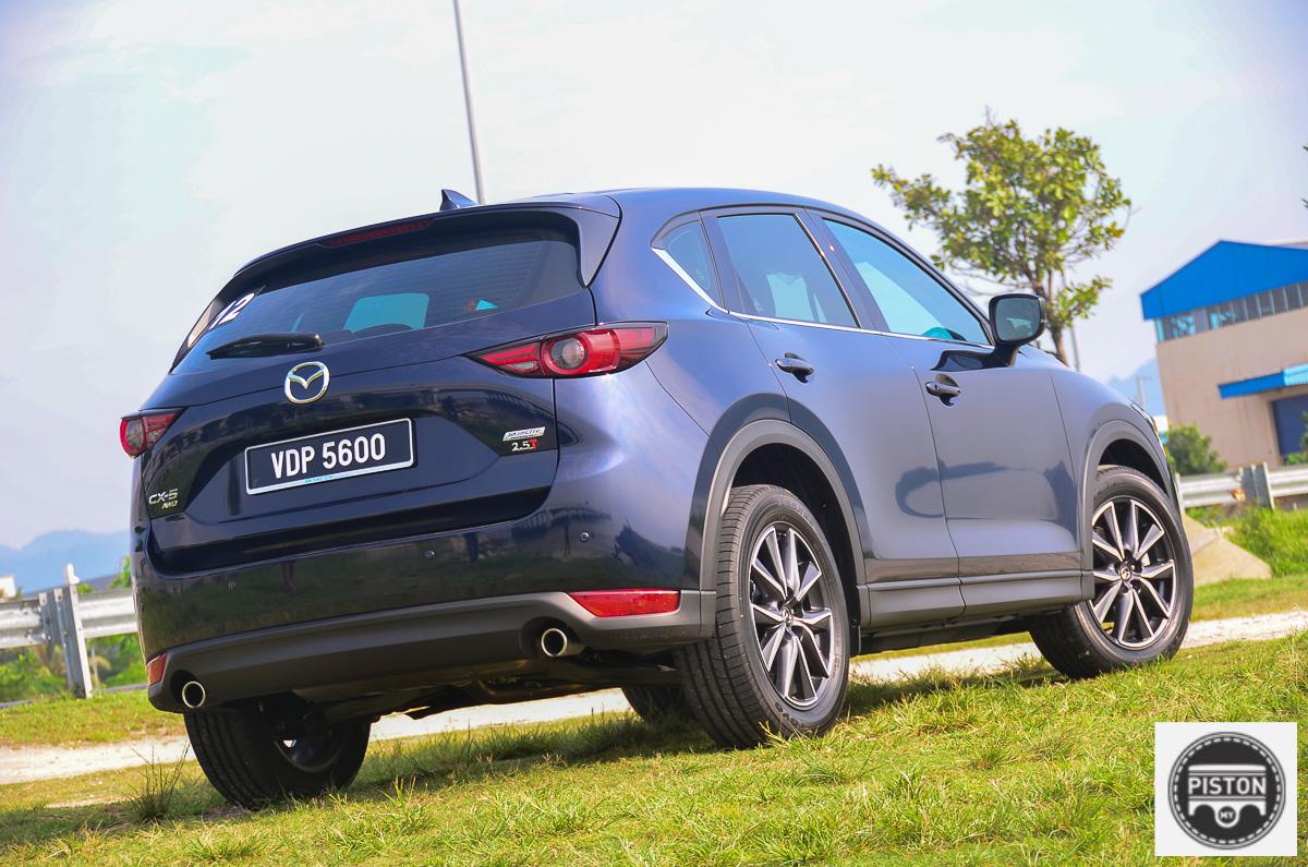 Kelebihan Kekurangan Mazda Cx 5 2.5 Turbo Tangguh