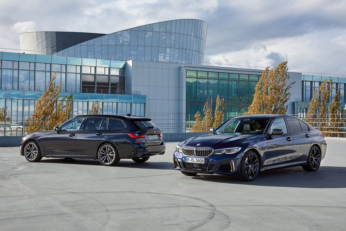 2020 Bmw M340i Xdrive Range Unveiled Saloon Touring Variants News And Reviews On Malaysian Cars Motorcycles And Automotive Lifestyle
