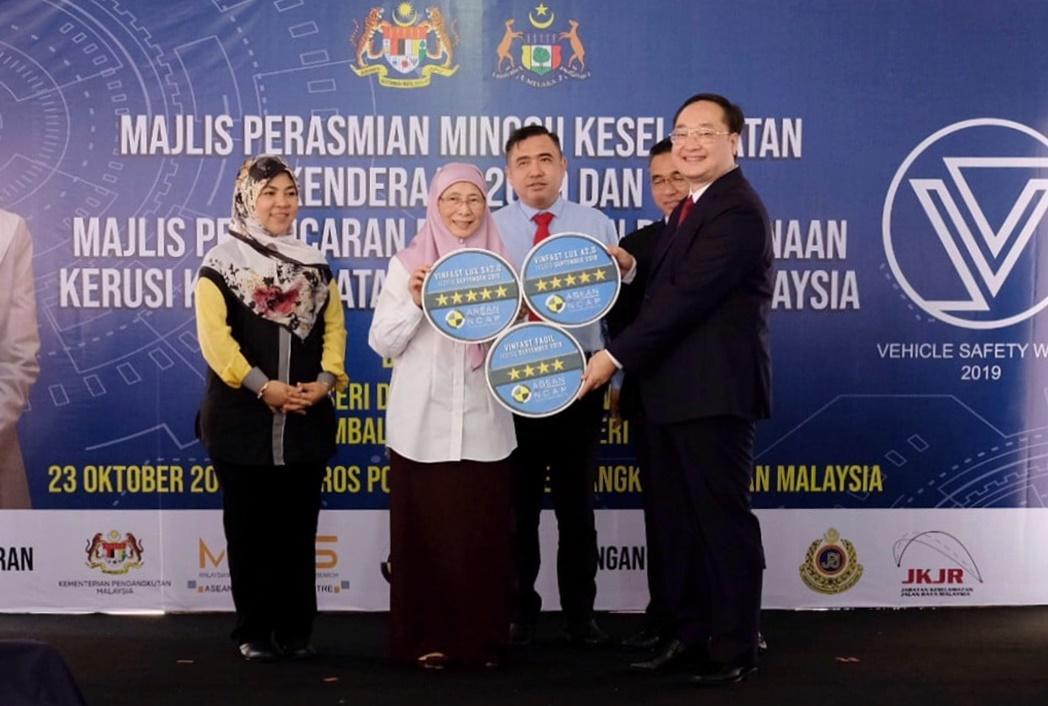 ASEAN NCAP Vinfast