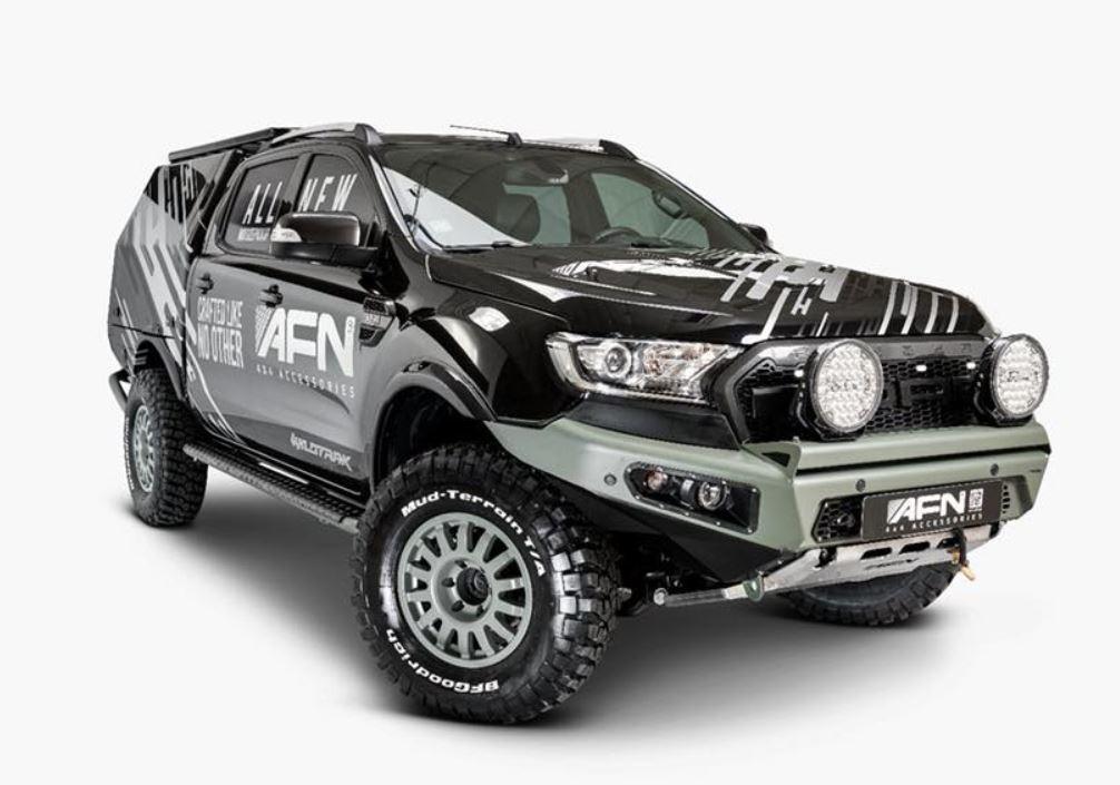 Advanced Accessory Concept Ranger