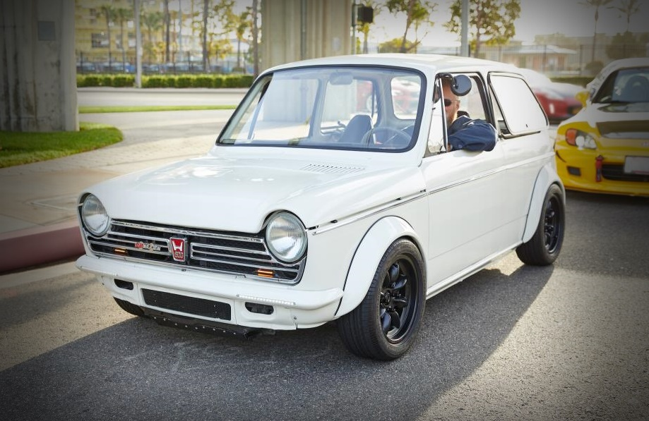 Honda N600 with VFR engine