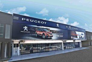 Peugeot-Citroen 3S outlet in Kedah
