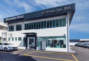 NZ Wheels Setapak